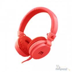 Fone Ouvido Altomex A-872 C/ Microfone P2 P/ Celular VERMELHO